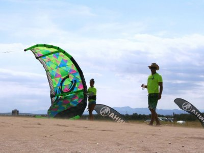 Kite Beach Campamentos de Kitesurf