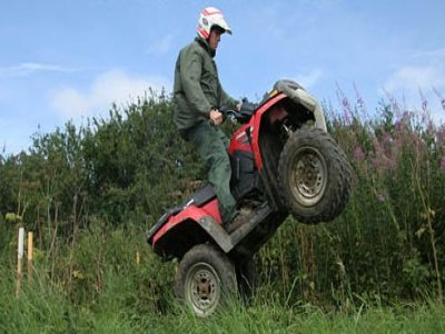Yorkshire 4x4 Adventure Activities Quads