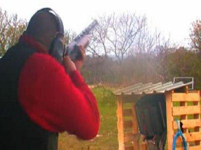 Yorkshire 4x4 Adventure Activities Clay Pigeon Shooting