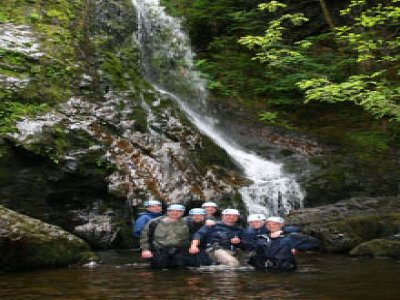 Anglesey Adventures Canyoning