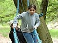 High Ropes are a great activity.
