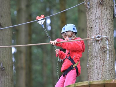 Cuffley Camp Outdoor Centre  High Ropes