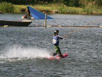 Kid´s Water Skiing