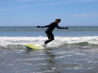 Kilvrough Manor Surfing
