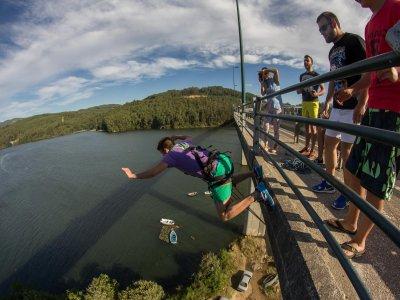Aventuras en Galicia Puenting