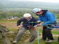 Half Day Abseiling Session the Yorkshire Dales