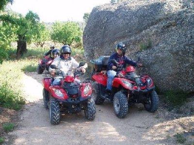 Aventuras en Galicia Quads