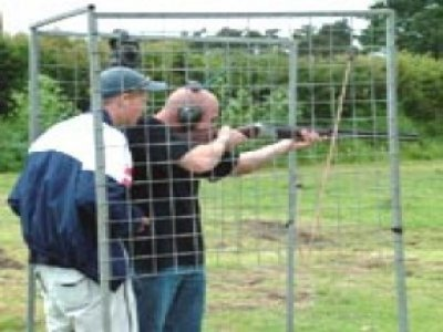 Clay Pigeon Shooting and Fly Fishing Suffolk