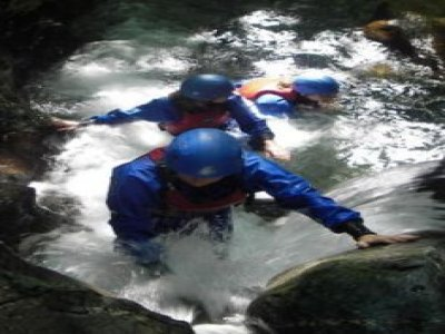 Interactivities Canyoning