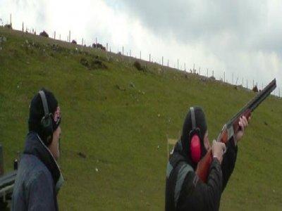 Pony and Quad Treks Clay Pigeon Shooting