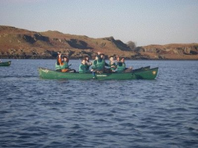 Kilbowie Outdoor Centre Canoeing