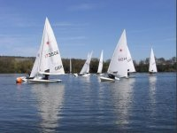 Sailing in Sevenoaks