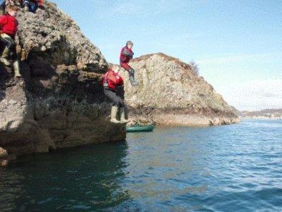Kilbowie Outdoor Centre Coasteering
