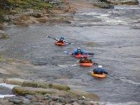 River guiding in Scotland