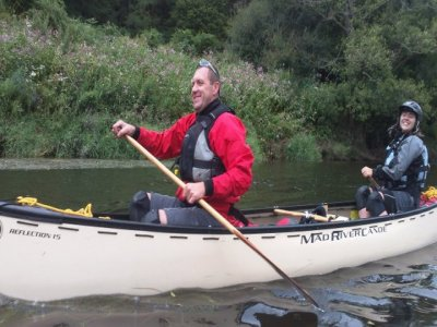 Hayley Clarke Coaching Canoeing