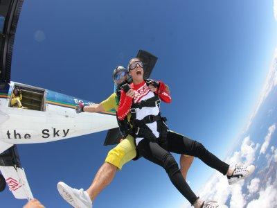 Platinium Parachute jump Empuriabrava 3 hours