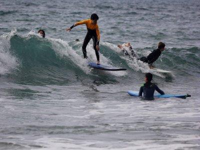 Barrika Surf Camp Campamentos de Surf