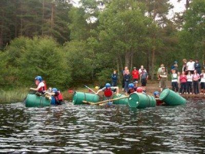 Yamba UK Rafting
