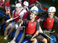 Rafting day