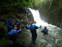 Ghyll Scrambling / Gorge Walking