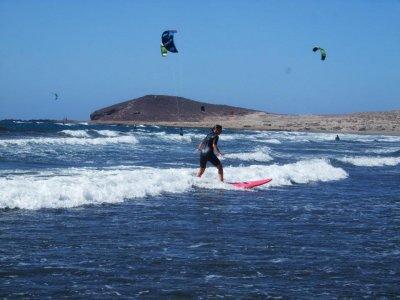Tenerife Surf Camp Kitesurf