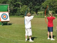 Archery in Keswick