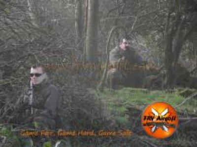 Half Day Airsoft Rental Downpatrick