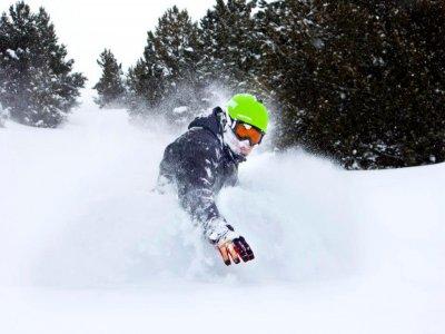 Baqueira Beret Snowboard