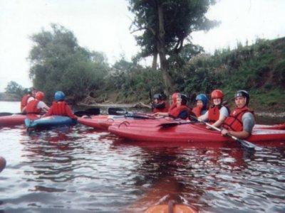 Interactivities Kayaking