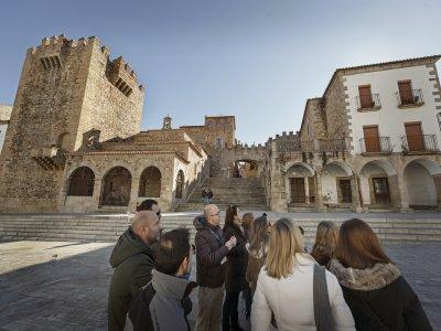 Visitas Guiadas Extremadura