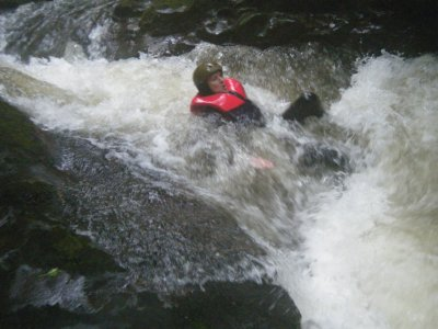Mountain and River Activities Canyoning