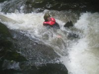 Wet and Wild Canyoning