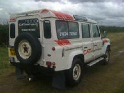 CAT Driver Training Ltd. 4x4 Tours
