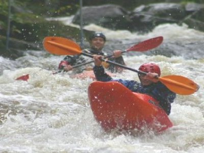 Plas Menai Kayaking