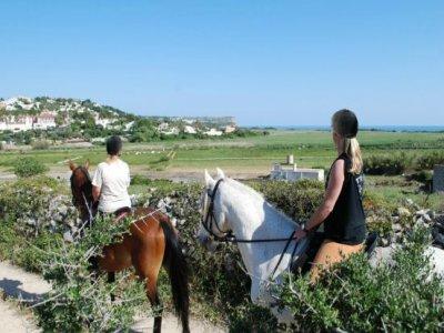 Son bou rutas a caballo - Horse riding