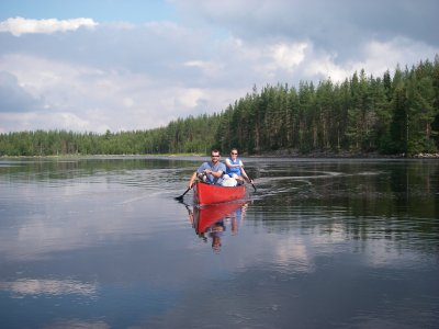Freedom-Outdoors Canoeing