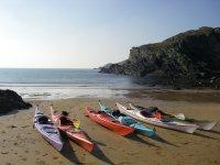 Kayaking for families