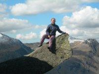 Snowdonia mountain walking