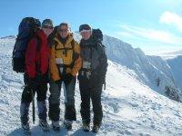 Mountain climbing, Tryfan