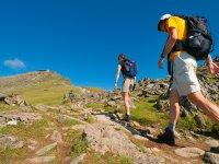 Navigation courses, Snowdonia
