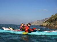 Sea kayaking courses, Anglesey
