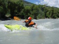 Alpine Kayaking