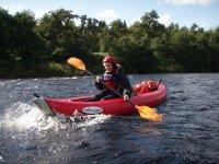 Happy paddling