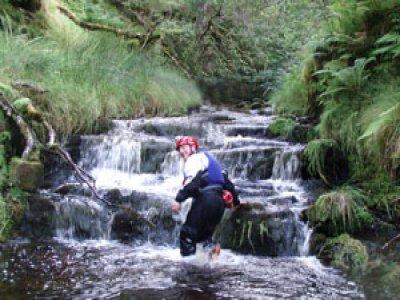Aquaplay Scotland Canyoning