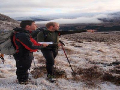 Adventurous Ewe Orienteering