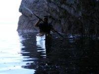 Explore hidden caverns