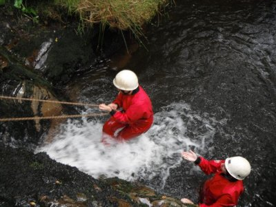 Truth and Trust Outdoor Activities Canyoning