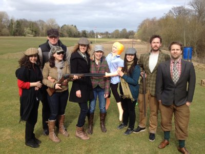 Hen&Stag Do Clay Pigeon Shooting Deal Whittlesford