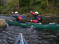 Canoeing in Folkestone