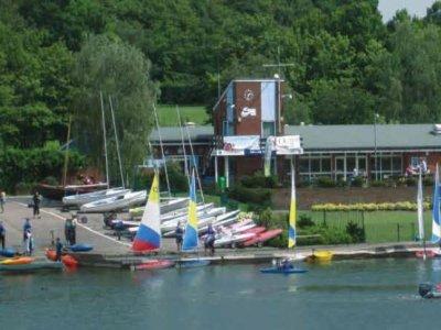 Fairlands Valley Park & Sailing Centre Sailing